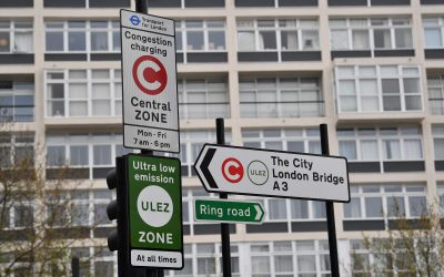 Same Day Couriers London : ULEZ & Congestion Charge Are Back